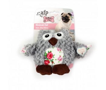 All For Paws - Shabby Chic Minimals Owl
