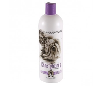 #1 All Systems Pure White Lightening Shampoo - 16oz