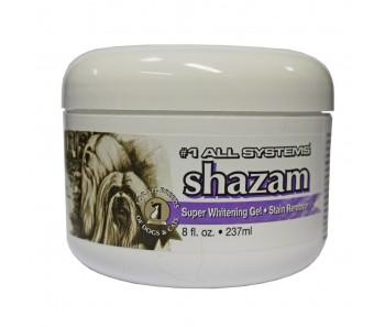 #1 All Systems Shazam Super Whitening Gel - 16oz