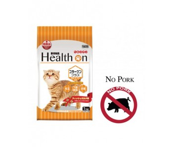 Health on Collagen Plus For Cat 1 kg (500 g × 2) - No Pork