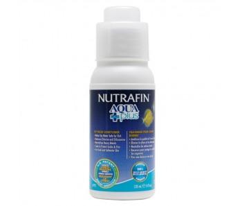 Nutrafin Aqua Plus - Tap Water Conditioner - 120 ml (4 fl oz)