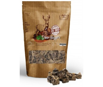 Absolute Bites Air Dried Deer Nuggets 330g