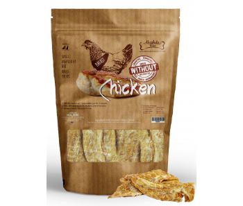 Absolute Bites Air Dried Chicken Breast 500g