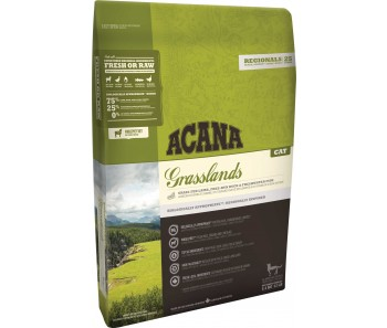 Acana (Cat & Kitten) Grasslands - 340g
