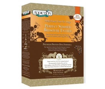 Addiction Dehydrated Perfect Summer Brushtail - Available in 2lbs & 8lbs