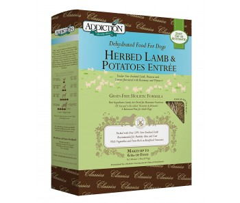 Addiction Dehydrated Classics Herded Lamb & Potatoes - 2lbs