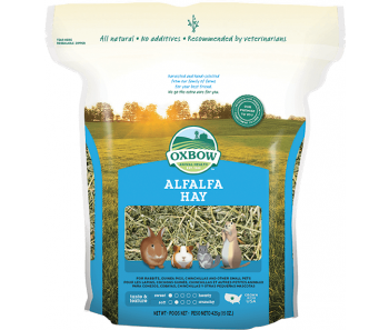 Oxbow Farm Fresh Alfalfa Hay 15oz