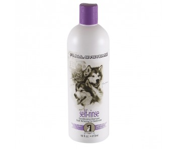 #1 All Systems Self-Rinse Conditioning Shampoo & Coat Refresher - 16oz