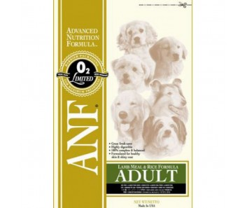 ANF Lamb Adult Formula - Available 1kg, 3kg & 15kg