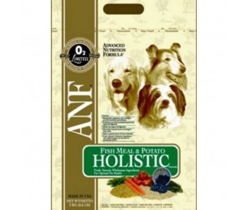 ANF Holistic Fish Adult Formula - Avaliable in 1kg, 3kg & 15kg