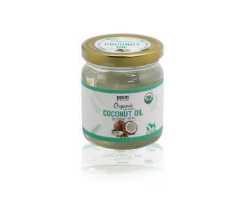 Absolute Plus Organic Raw Virgin Cold Pressed Coconut Oil 180ml