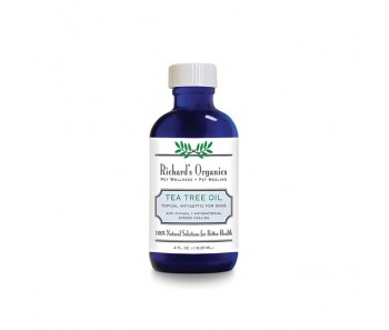 Richard's Organics Tea Tree Oil 59ml
