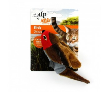 All For Paws - Natural Instinct Birdy - 4 Assorted