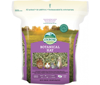 Oxbow Farm Fresh Botanical Hay 15oz