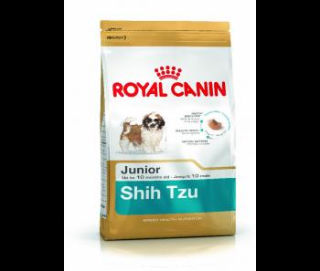 Royal Canin - Canine Breed Shih Tzu Junior 1.5kg