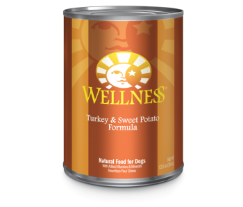 Wellness Complete Health Canned Turkey & Sweet Potato 354g