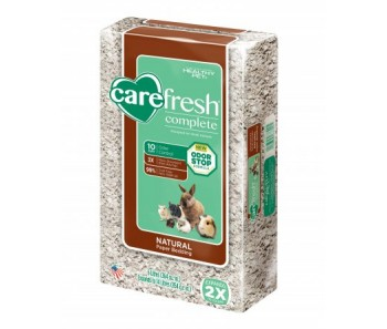 Carefresh Complete Bedding - Natural 60 L