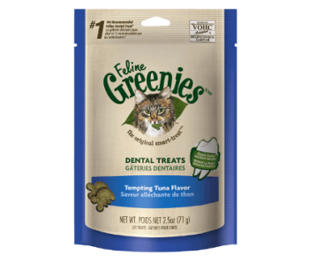 GREENIES™ Cat Dental Treats Tempting Tuna Flavor 2.5oz