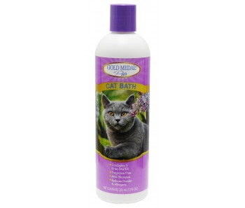 Cardinal Gold Medal Cat Bath  - 12 oz.