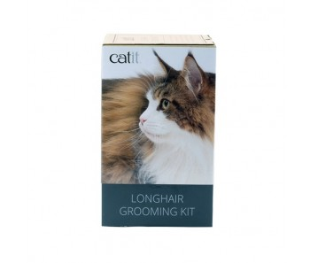 Catit Grooming Kit For LongHair Cats
