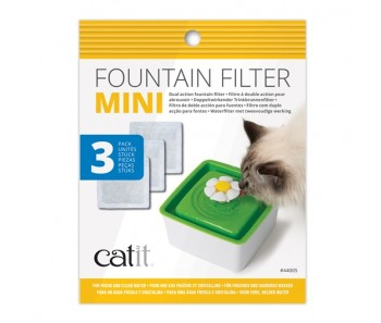 Catit Mini Fountain Filters - 6 pack