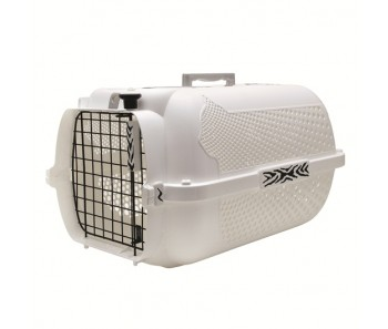 Catit Voyageur Style Profile Cat Carrier - White Tiger - Available in S & M