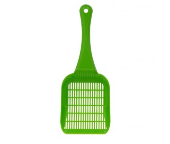 Cat Love Litter Scoop - Available in Green & Gray