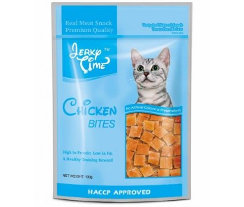 Jerky Time Cat Chicken Bites - 100g
