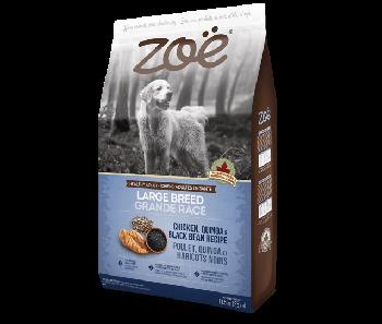 'GSS Zoe Dog Chicken, Quinoa & Black Bean Recipe Large Breed 11.5kg