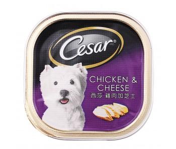 Cesar Chicken & Cheese 100g