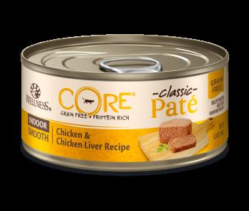 Wellness Cat Canned CORE® Pâté Indoor 5.5oz