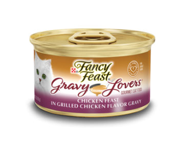 Fancy Feast Gravy Lovers Chicken Feast 85g