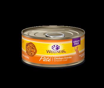 Wellness Cat Canned Complete Health™ Pâté Chicken 5.5oz
