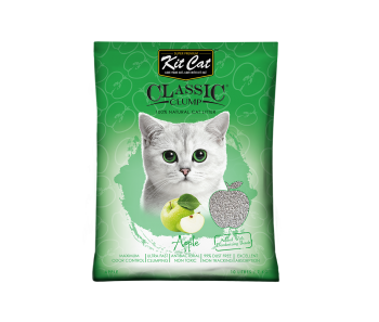 Kit Cat Classic Clump Apple Cat Litter 10 L/7 kg