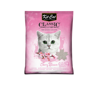 Kit Cat Classic Clump Cherry Blossom Cat Litter 10 L/7 kg
