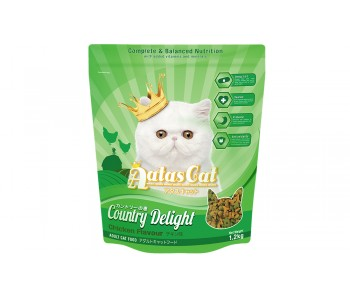 Aatas Cat Dry Country Delight – Chicken Flavour 1.2kg