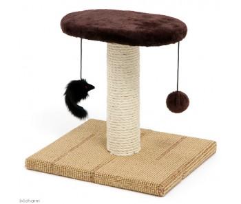Marukan Cat Scratcher Nap Tower [CT276]
