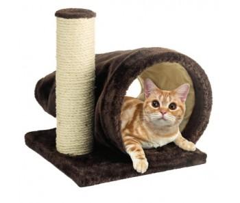 Marukan Cat Scratcher Brisky Tunnel [CT278]
