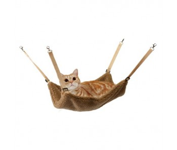 Marukan Kitty Hammock Mat - Boa [CT335]