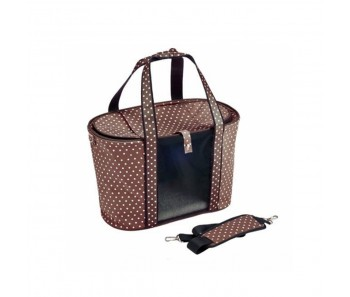Marukan Soft Carry For Cat - Available in Brown & Pink