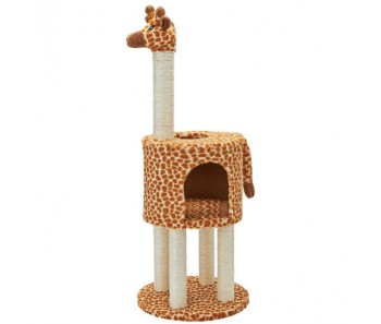 Marukan Animal Type Tower - Available in 3 Designs