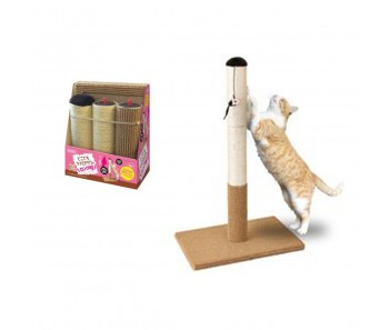 Marukan Cat Scratching Tower [CT412]