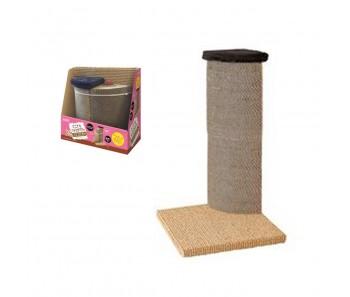 Marukan Cat Scratching Cardboard Corner Tower [CT413]