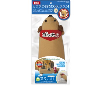 Marukan Cool Pillow (Bottle Container) For Dogs [DC31]