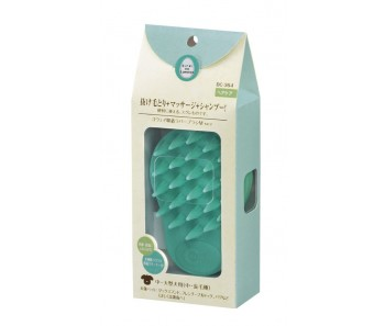 Marukan 3-Way Rubber Brush Medium [DC364]