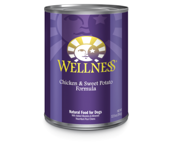 Wellness Complete Health Canned Chicken & Sweet Potato 354g