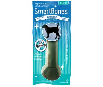 SmartBones Dental Large - Available in 1pc & 3pcs