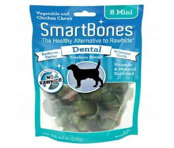 SmartBones Dental Mini - Available in 8pcs & 30pcs