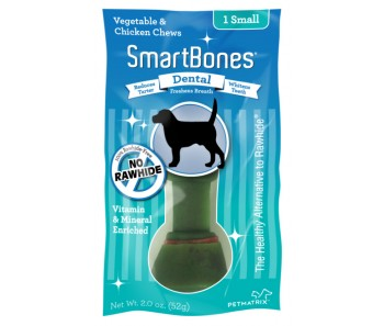 SmartBones Dental Small - Available in 1pc & 6pcs