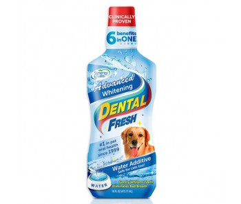 Dental Fresh® Dog Advanced Whitening 17oz.